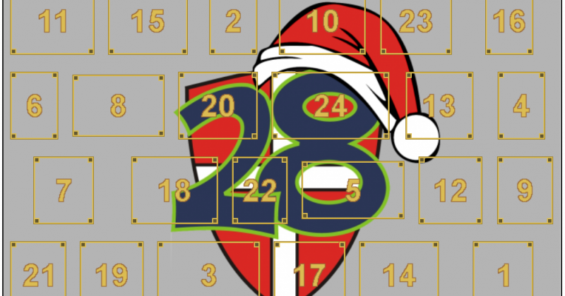 Der 28er-Adventkalender
